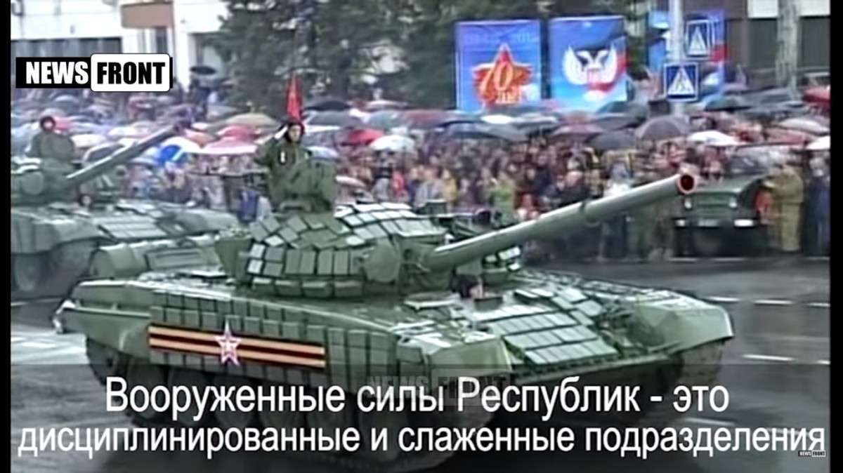 Что стало с Украиной и чего достиг Донбасс