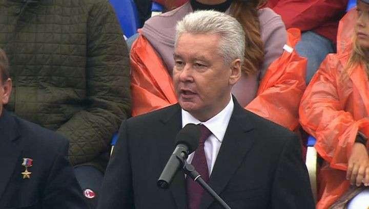 Сергей Собянин прислал на помощь Севастополю колонну генераторов