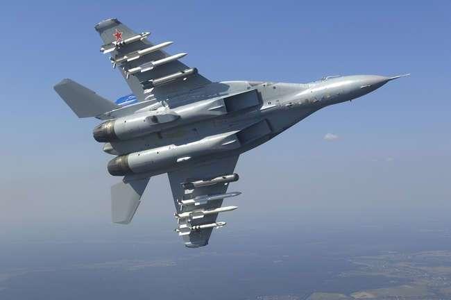Авиация на Западе России несёт боевое дежурство в усиленном режиме