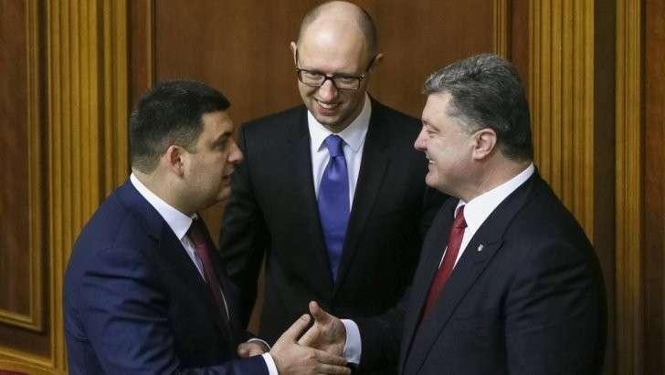Неудачники Порошенко и компания провалили западную операцию «Майдан»