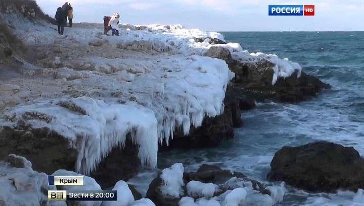 Снегопады и аномальные морозы: зима наступила там, где её не ждали