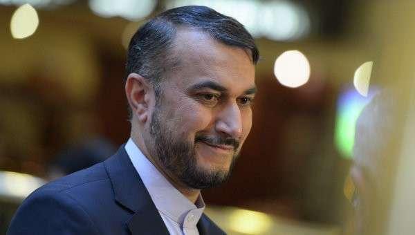 Заместитель министра иностранных дел Исламской республики Иран Хосейн Абдоллахиян, архивное фото