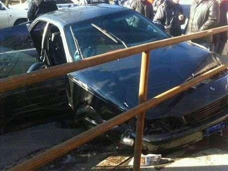 Во Владивостоке полицейские устроили масштабную погоню со стрельбой
