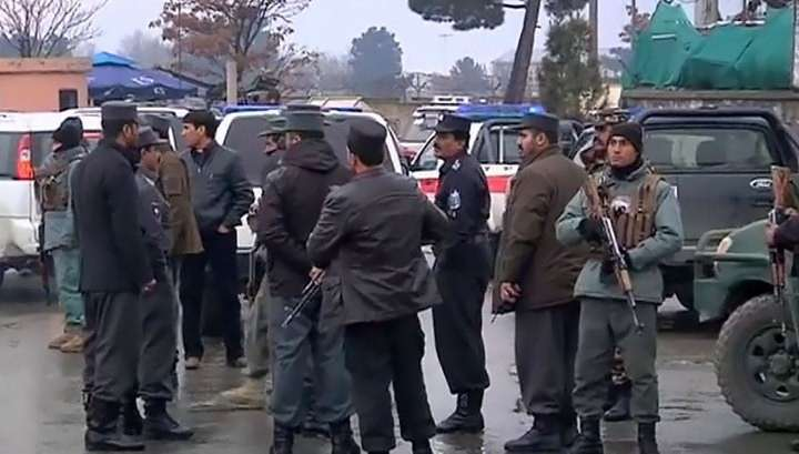 В Афганистане боевиков из индийской дипмиссии выбивали вертолетами и спецназом