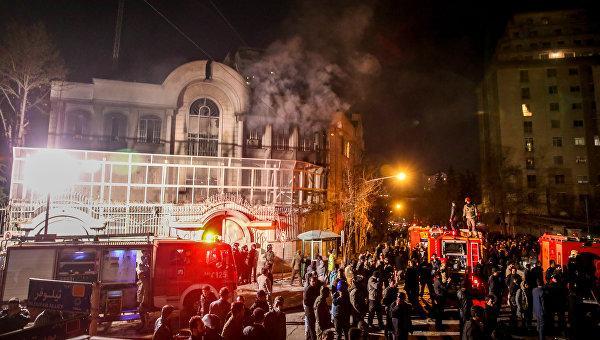 Американский вассал Бахрейн объявил о разрыве дипломатических отношений с Ираном