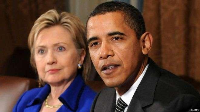 Американцы поддержали идею арестовать Обаму и Клинтон за измену