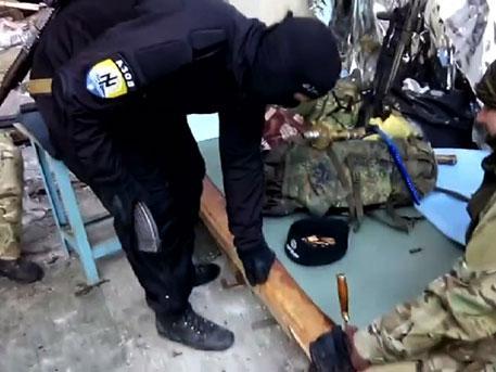 Бойцы ИГИЛ воюют на стороне еврейских карателей на Украине