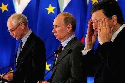 Недобитая паразитирующая Европа