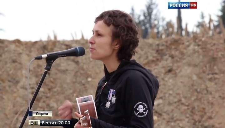 Российских лётчиков в Сирии поздравили звёзды российской эстрады