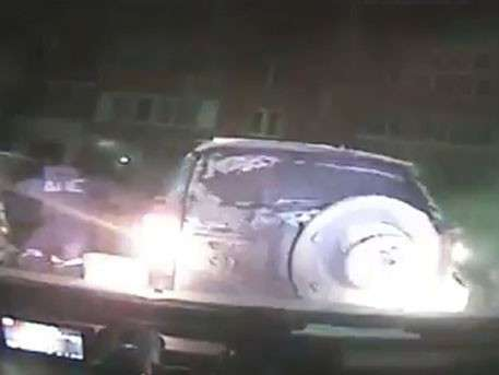 Пьяный девятиклассник на маминой машине устроил массовое ДТП в Тюмени