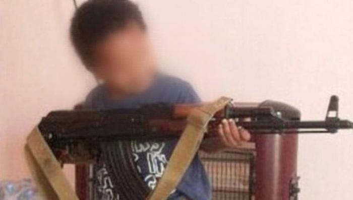 Европейка отдала четырёхлетнего сына ИГИЛовцам, чтобы его воспитали убийцей