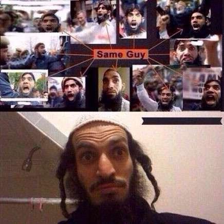 Шломо Еттингер - еврей притворяющийся мусульманином