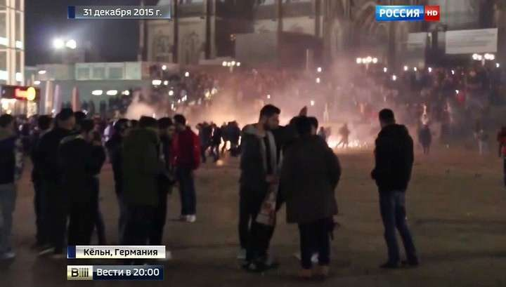 Грабежи и насилие: мигранты шокировали жителей Кёльна