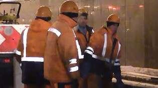 Волоколамский тоннель откроют только после потепления
