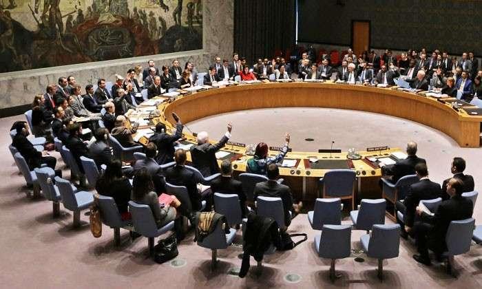 Совет всеобщей безопасности. Россия на месяц заняла пост председателя СБ ООН