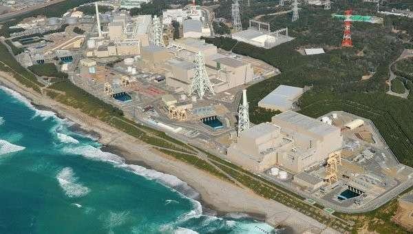 АЭС Хамаока. Архивное фото
