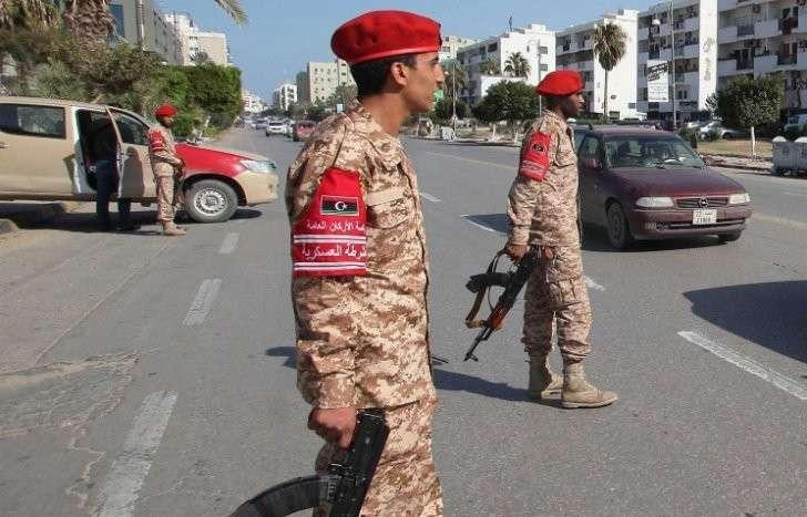 Число жертв теракта в полицейской академии в Ливии возросло до 70 человек