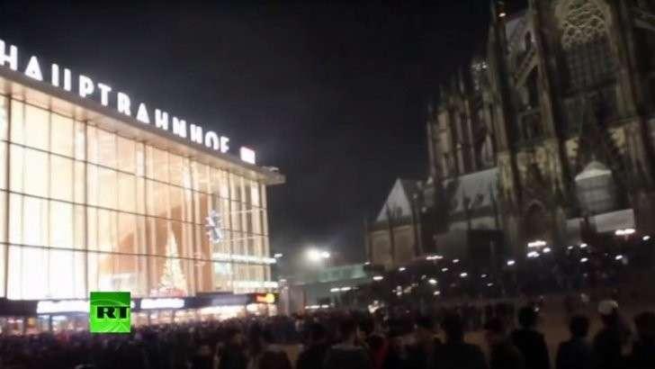 Свидетель массовых нападений в Кёльне: Такого кошмара я ещё не видела