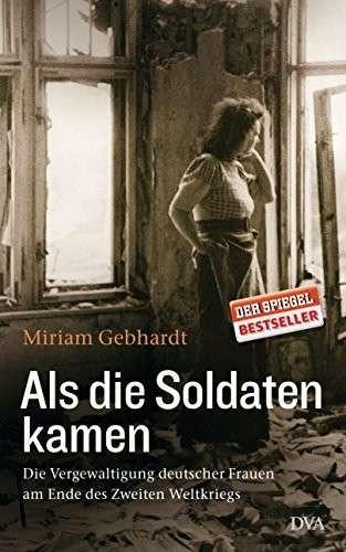 В конце Войны немок массово насиловали англосакcы