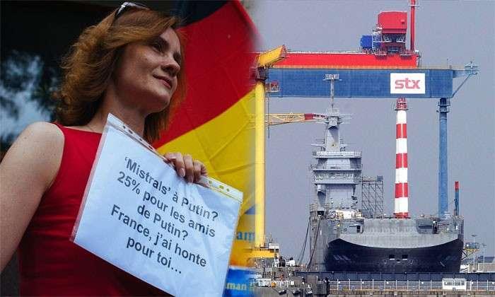 «Мистраль» раздора. Сделка Франции и России вызвала похолодание в отношениях США-ЕС
