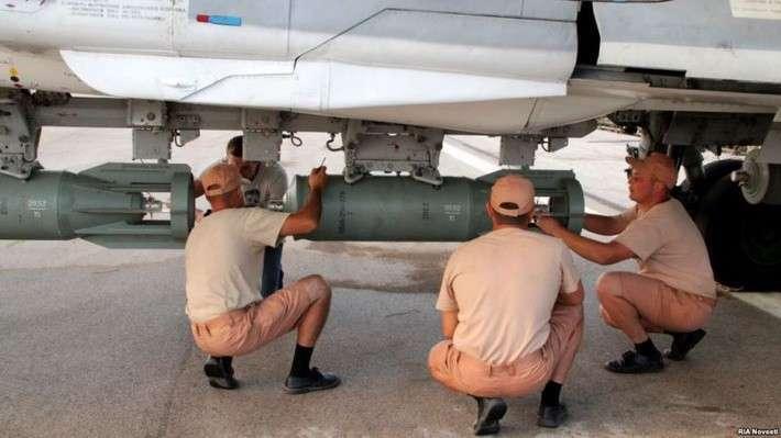 Как российская инженерная мысль сделала возможной сегодняшнюю операцию в Сирии
