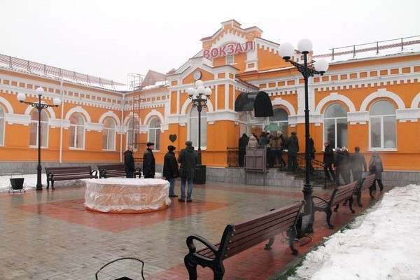 В Ульяновской области после ремонта открыт Инзенский железнодорожный вокзал