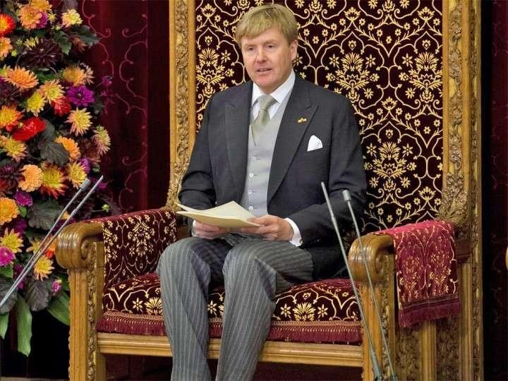 Евросчастье. Король Нидерландов зовет в ранний капитализм с элементами феодализма