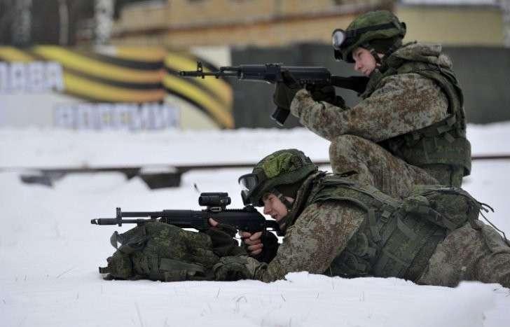 Около 80 тыс. комплектов «Ратник» поступило в российские войска в 2015 году