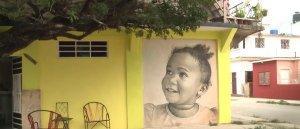 Кубинский художник превратил городские улицы в картинную галерею
