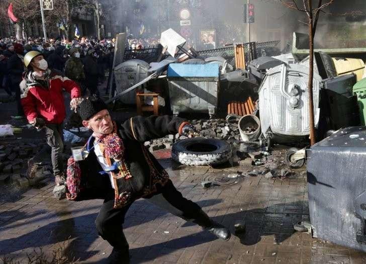Конец Украины: разговор «ватника» с «укропом»