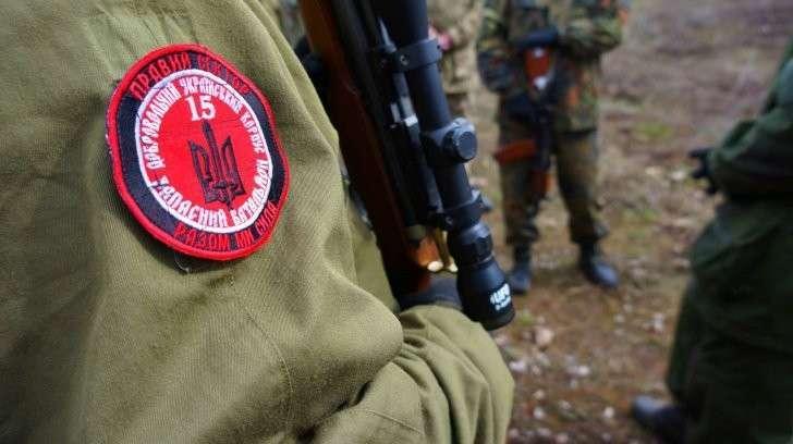 Бандиты из «Правого сектора» и ВСУ воюют между собой за контроль над потоками контрабанды