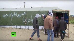 В лагере беженцев в Кале могут скрываться джихадисты