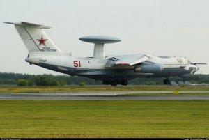 Россия начала применять в Сирии самолёты ДРЛО и управления А-50