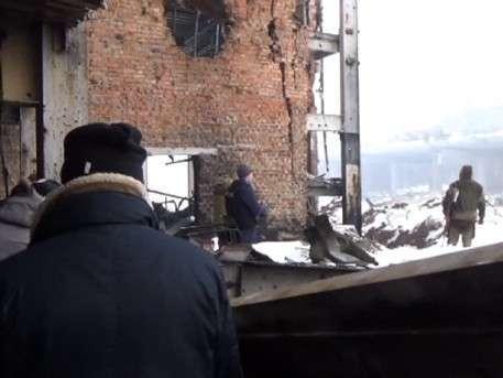 Французы приехали в Донбасс, чтобы увидеть правду о войне