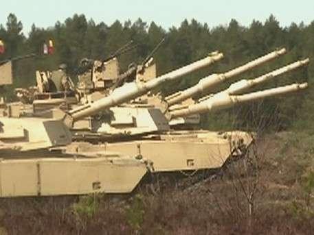 НАТО перебросило в Литву американских военных и тяжелую технику