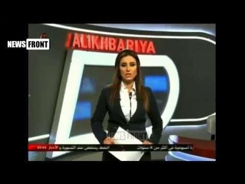 Российский комплекс С-400 глазами TV Сирии