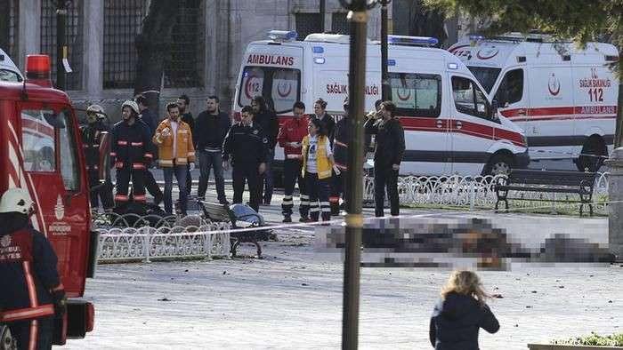 Кто взорвал Турцию? Взрыв в Стамбуле и «волна террора» на турецкой земле
