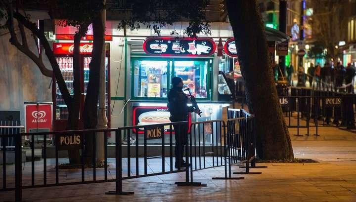 Теракт в Стамбуле совершил смертник из Саудовской Аравии