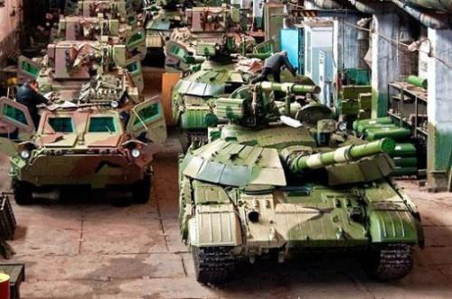 НАТОвские стандарты: предсмертный шёпот украинского ОПК