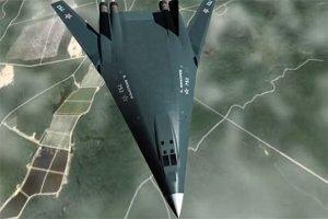 Стратегический бомбардировщик будущего напоминает разрушители из «Звездных войн»