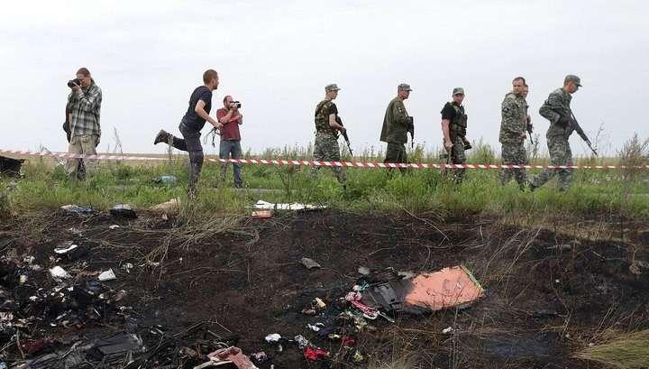 Росавиация раскритиковала голландский доклад по сбитому Боингу MH17