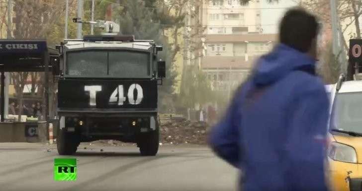 Реджеп Тайип Эрдоган намеренно провоцирует курдов