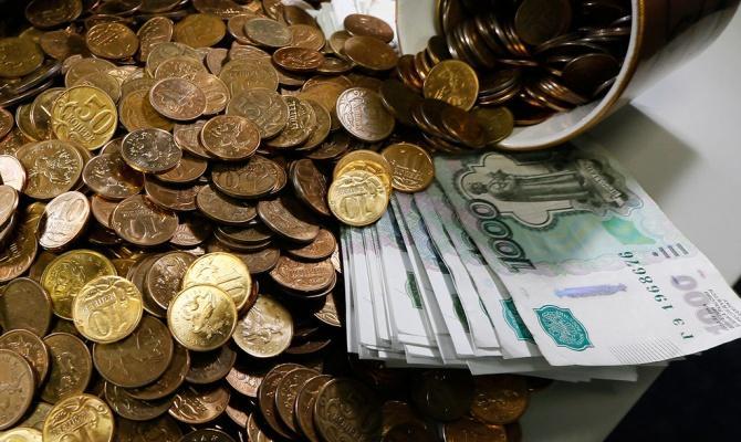 Правительство не отдало в бюджет 1 трлн. рублей