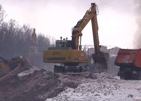 В Мордовии без выплат владельцам снесли дачи из-за трассы для ЧМ-2018