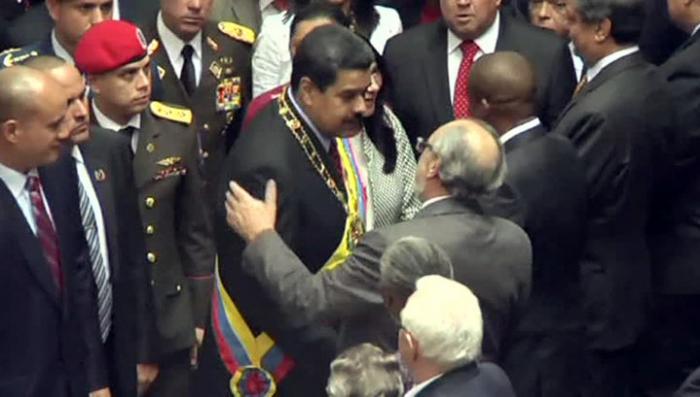 Венесуэла ввела режим чрезвычайного экономического положения