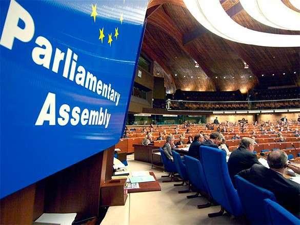 Россия фактически отказалась от участия в январской сессии ПАСЕ
