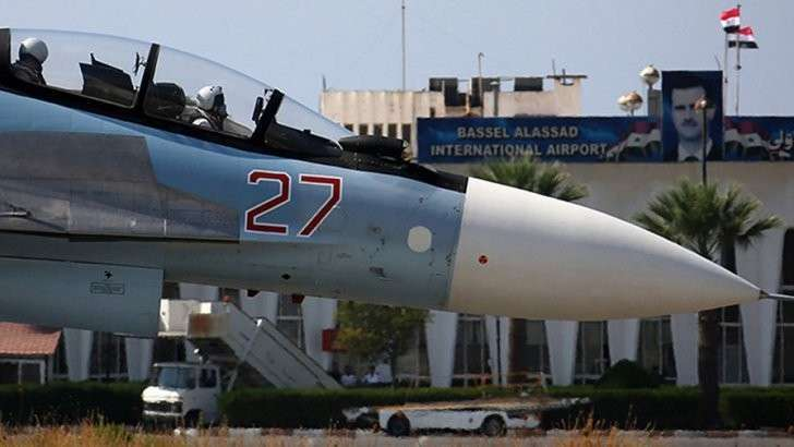 Авиабаза Хмеймим отдана России бессрочно и безвозмездно