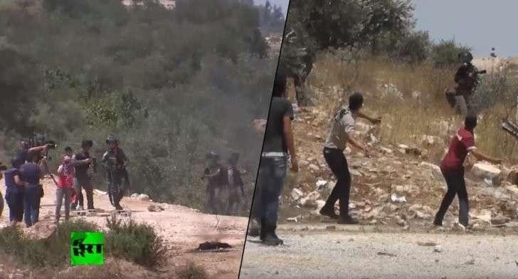 Палестинские активисты подали иск против ЦАХАЛ за стрельбу по демонстрантам