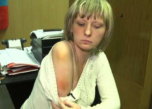 Следователь заявила, что её избили сотрудники УСБ Москвы