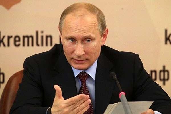 Путин пригласил европейских евреев в Россию
